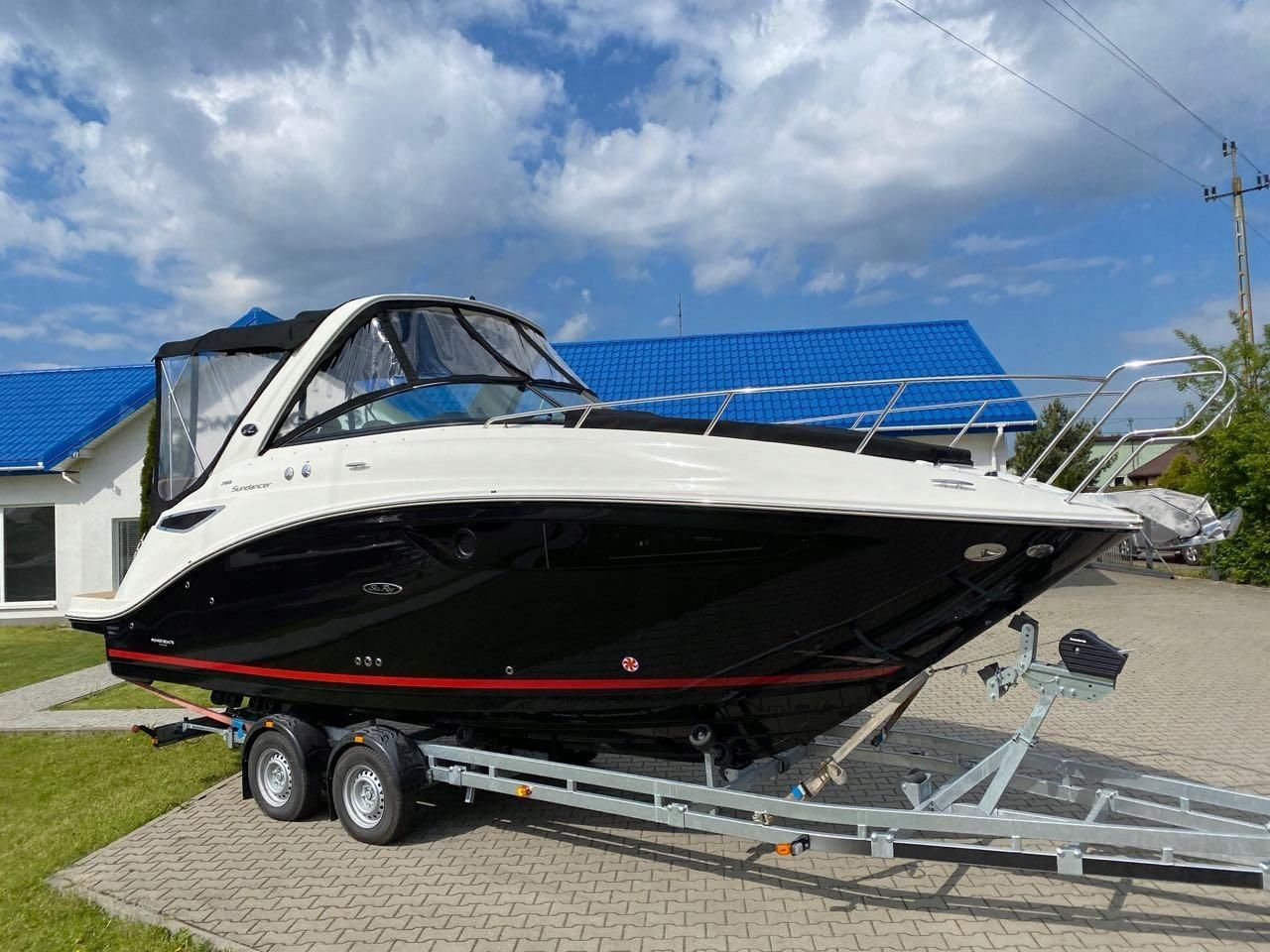 Sea Ray 265 sundancer-model-2020- cjacht